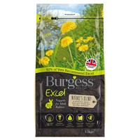 Burgess Excel Nature's Blend Nuggets 1.5kg big image