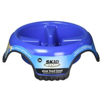 JW Anti Skid Slow Feed Pet Bowl big image
