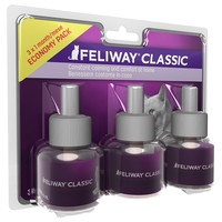 Feliway Classic Refill Economy 3 Pack big image