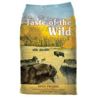 Taste of the Wild High Prairie Dog Food (Roasted Bison & Venison) big image