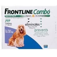 Frontline Combo Medium Dog big image