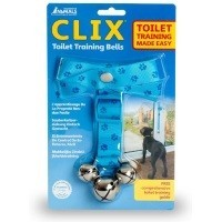 Clix Toilet Training Bells big image