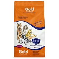 Alpha Gold Moist Muesli Dog Food 15kg big image