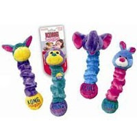 Kong Squiggles Dog Toy big image