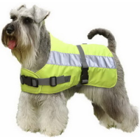 Petlife Flectalon Hi Vis Dog Jacket (22 Inches) big image