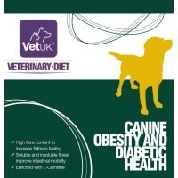 VetUK Veterinary Diet Canine Obesity and Diabetic Health big image