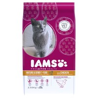 Iams ProActive Health Adult Food for Mature & Senior Cats (Roast Chicken) big image