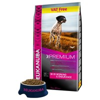 Eukanuba Working Dog Food Endurance 15Kg big image