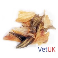 VetUK Whole Plaice Fillets for Dogs 100g big image