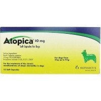 Atopica 10mg Capsules big image