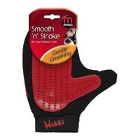 Mikki Smooth and Stroke Grooming Mit for Short/Medium Coats big image