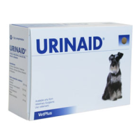 Urinaid Canine Urinary Supplement Tablets for Dogs (Pack of 60) big image