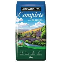 Arkwrights Complete Adult Dry Dog Food (Chicken) big image