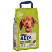 Purina Beta Adult Dog Food (Turkey and Lamb) 14kg big image