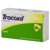 Trocoxil 20mg Chewable Tablet for Dogs big image