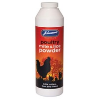 Johnsons Poultry Mite and Lice Powder 250g big image