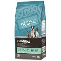 Burns Original Dog Food (Fish and Rice) big image