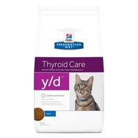 Hills Prescription Diet YD Dry Food for Cats big image