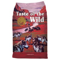 Taste of the Wild Southwest Canyon Dog Food (Wild Boar) 2Kg big image
