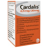 Cardalis 2.5mg/20mg Tablets big image