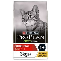 Purina Pro Plan OptiRenal Original Adult Cat Food (Chicken) big image