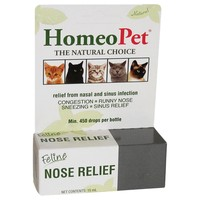 HomeoPet Feline Nose Relief 15ml big image