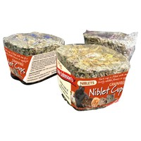 Mr Johnson's Grain Free Niblet Cups (Seed & Herbs) 75g big image