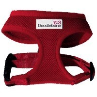 Doodlebone Soft Vest Harness (Red) big image