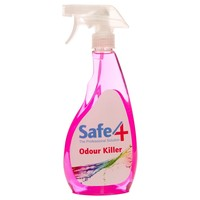 Safe4 Odour Killer Spray 500ml big image
