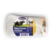 Hollings Filled Bone Dog Treat - Chicken big image