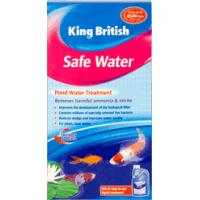 King British Pond Safe Water Treatment 500ml big image