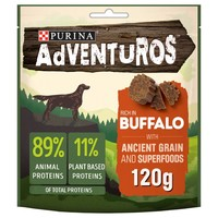 Purina Adventuros Rich in Buffalo with Ancient Grains and Superfoods 120g big image
