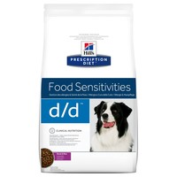 Hills Prescription Diet DD Dry Food for Dogs (Duck) big image