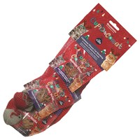 Rosewood Cupid & Comet Christmas Dinner Cat Stocking big image