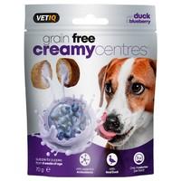 VetIQ Grain Free Creamy Centres (Duck & Blueberry) 70g big image