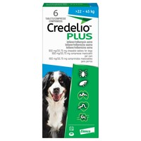Credelio Plus 900mg / 33.75mg Chewable Tablets for Dogs (6 Pack) big image