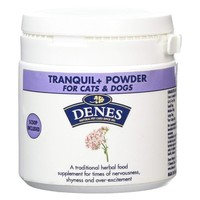 Denes Tranquil+ Powder for Cats and Dogs 50g big image