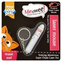 Good Girl Meowee Laser Mouse big image