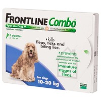 Frontline Combo Medium Dog big image