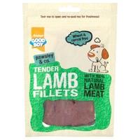 Good Boy Pawsley & Co Tender Lamb Fillets 90g big image