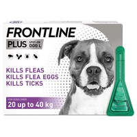 Frontline Plus for Large Dogs big image