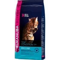 Eukanuba Cat Senior Top Condition 7+ 2kg big image