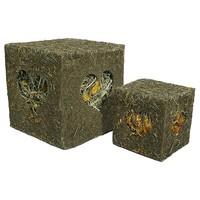 Rosewood I Love Hay Cube big image