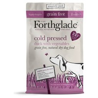 Forthglade Cold Pressed Natural Grain Free Dry Dog Food (Duck) 6kg big image