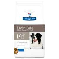 Hills Prescription Diet LD Dry Food for Dogs big image