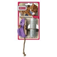 Kong Corduroy Mouse Catnip Toy big image