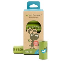 Earth Rated Standard Poop Bags (Unscented) big image
