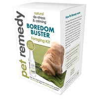 Pet Remedy Boredom Buster Foraging Kit big image