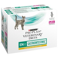 Purina Pro Plan Veterinary Diets EN St/Ox Gastrointestinal Wet Cat Food Pouches big image