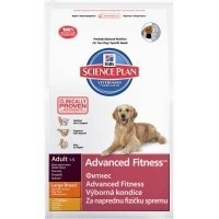 Hills Science Plan Advanced Fitness Large Adult Dog Food (Chicken) big image